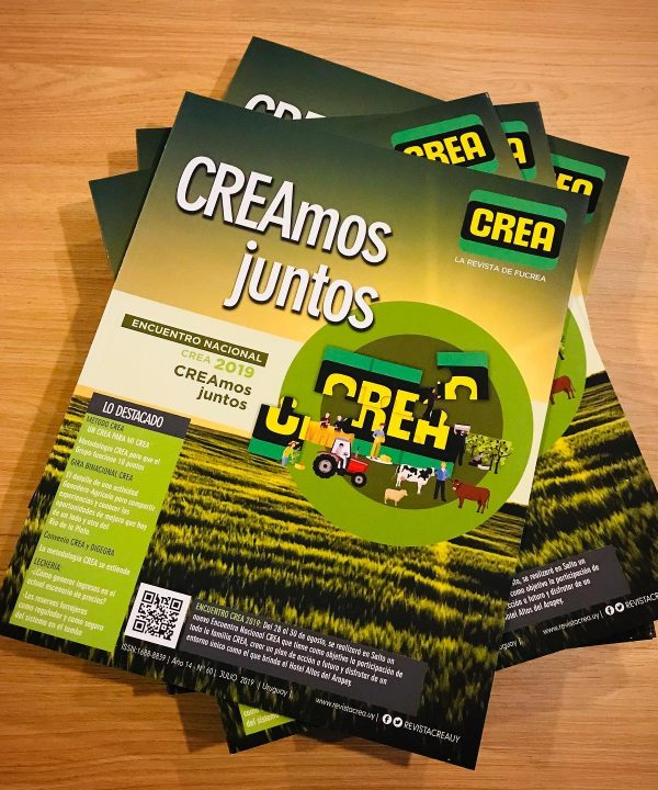 CREA – Revista Oficial de FUCREA