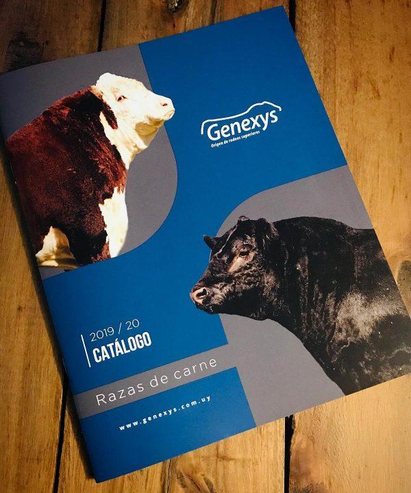 Genexys – Catálogo de Toros